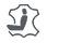 Icona sedili in pelle tahara